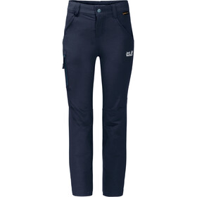 Jack Wolfskin Activate Pantalon Enfant, midnight blue